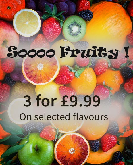 The Fruit Bar E-Liquids